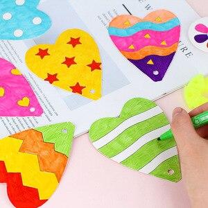 لعب للأطفال الحرف الاطفال دهان داي الكتابة على الجدران فارغة Windmilln التعلم التعليم اللعب وسائل تعليمية منتسوري لعبة