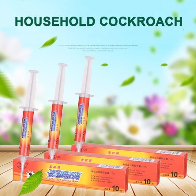 Hot Utile Gel di Controllo Roach Esca Fipronil Sicuro Insetticida Efficiente Pot