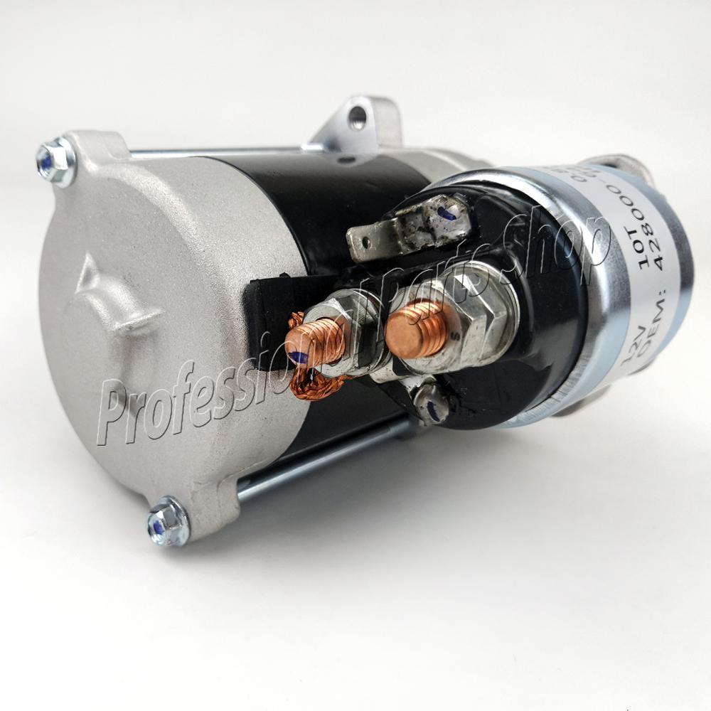 New Starter for Honda GX630 GX660 GX690 Engines 428000-6410 DV5E2 31200-Z6L-003