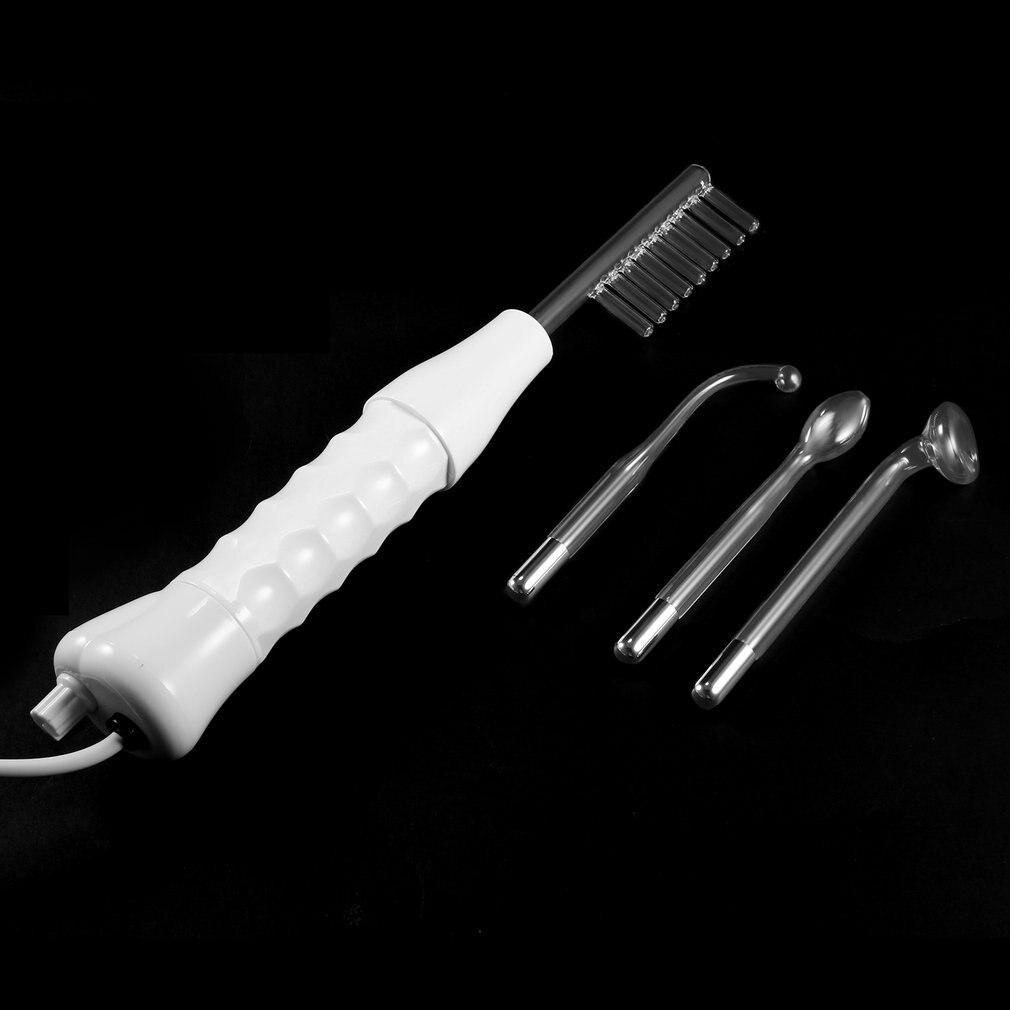 1 satz 110-240 v Hohe Frequenz alta frequencia gesichts Hautpflege Gesichts Spa Salon Schönheit Kosmetische instrument massage neue