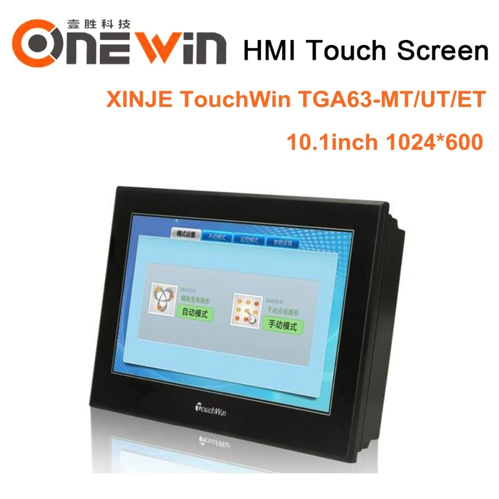 XINJE TouchWin TGA63 MT TGA63 UT TGA63 ET HMI pantalla táctil de 10,1 pulgadas 1024*600 soporte S7 1200-in Controlador CNC from Herramientas on AliExpress - 11.11_Double 11_Singles' Day 1