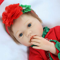 Newborn Boy Babies Doll Christmas New Year Gift