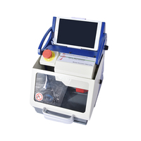 Автоматический слесарный инструмент SEC E9z CNC автоматический ключ Режущий Станок многоязычный 16000 об/мин