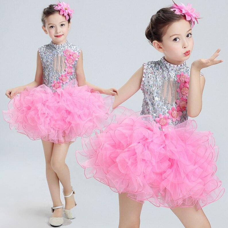 Niños niña Ballet Cisne Niñas Ballet vestido para niña niños Ballet ...