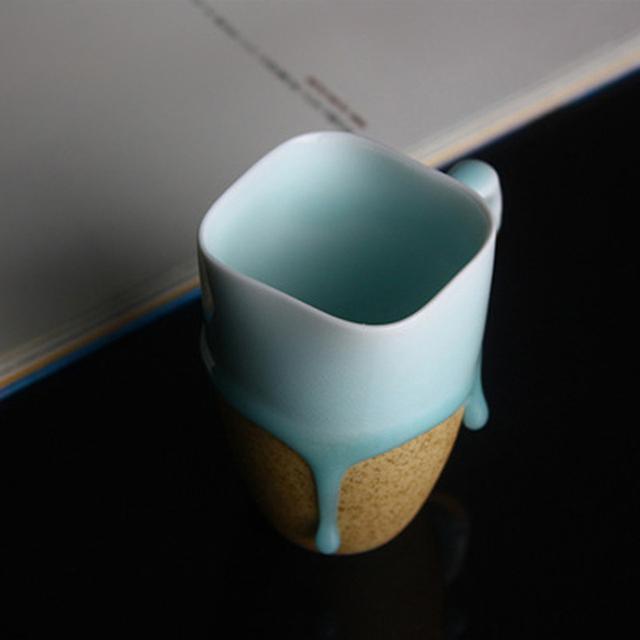 Handmade Ceramic Glaze Mug