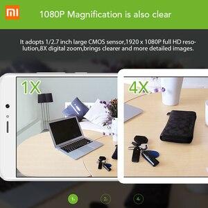 Image 5 - Original Xiaomi Mijia Xiaofang 1S 110 องศาF2.0 8X 1080P Digital ZOOMกล้องสมาร์ทIP WIFIไร้สายAPPเด็กMINI Camaras