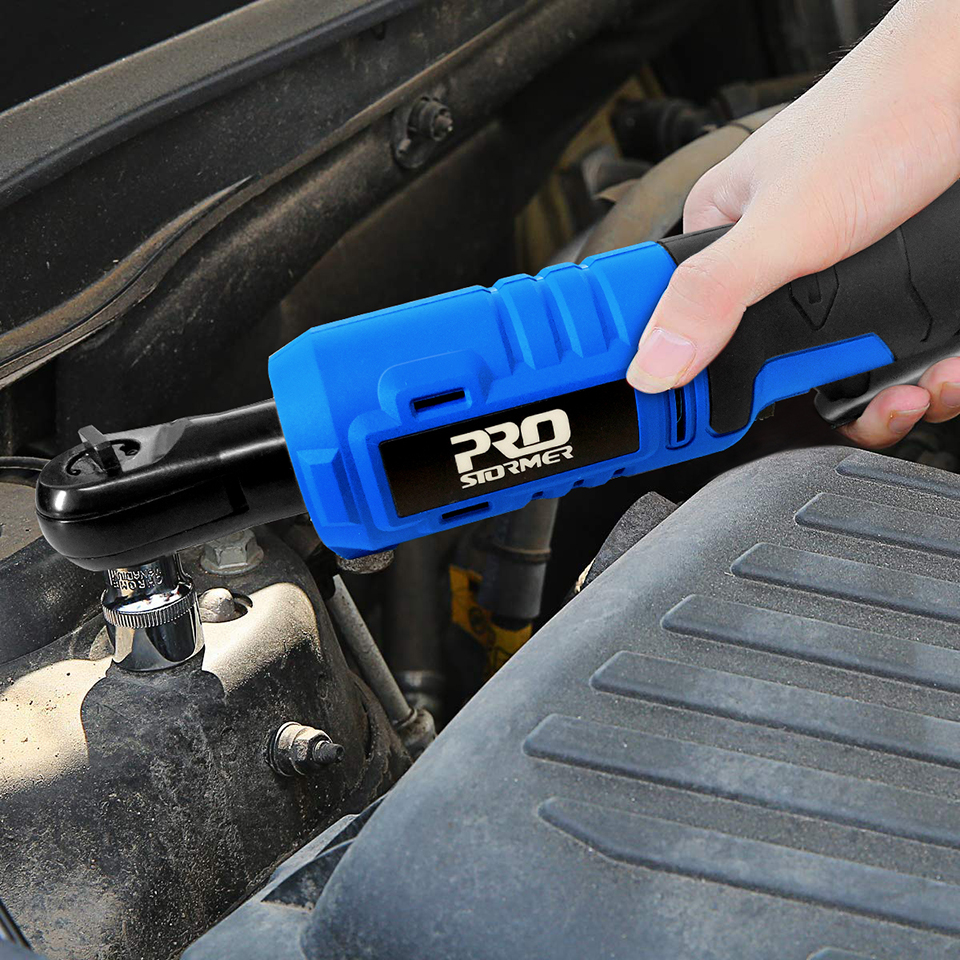 prostormer electric wrench can be used for car engines