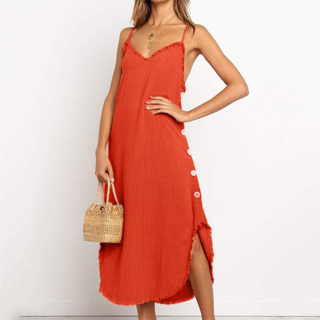 2020 New Fashion Women Elegant Button Off Should Split Party Bodycon Slim Long Dress Summer Dresses for Famal Femme vestidos
