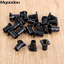 Mgoodoo 20Pcs Headlamp Headlight Adjusting Screw Clips Auto Clip Accessories Fit For BMW E30 3 E32 7 E34 5 Series 63121378369 screw adjusting steel locking plier clamping wrench 7 3