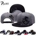 Gothic metal mulisha patesun vendedora superior gorra de béisbol sombreros de las mujeres 2016 moda de nueva marca snapback caps men hip hop beisebol touca