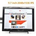2048x * 1536 IPS de 9.7 Pulgadas 2 K Retina Pantalla Del Monitor LCD Módulo hdmi tv portátil aérea raspberry pi 3 xbox ps4 displayer jugador