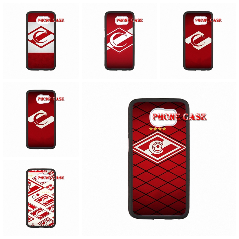 FC Spartak Moscow Logo For iPhone SE 5 5s 6s plus case Shield pattern color-Painted Luxury