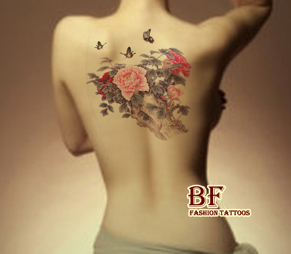Татуировки секс леди