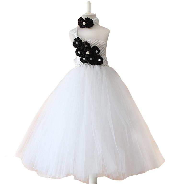 2015 hot Christmas styleFlower girl dresschiffton flowers tutu dress ...
