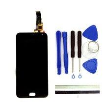 100% nuevo para meizu m2 mini lcd display + digitalizador touch Reemplazo de la pantalla 5 Inch Meiblue M2 Mini Teléfono de Piezas Con Herramientas Libres