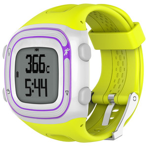 Image 5 - シリコーンの腕時計ストラップガーミンフォア 10 15 gps ランニングスポーツウォッチ小さな女性男性の交換バンドツール