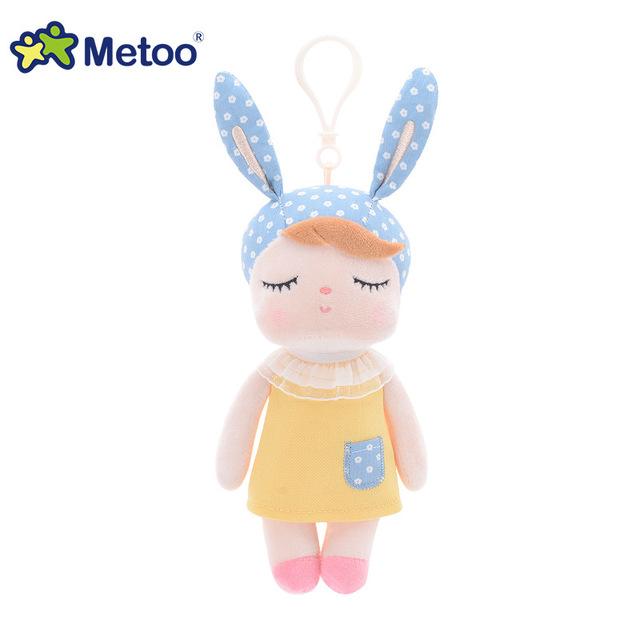 Mini Kawaii Plush Rabbit Metoo Doll
