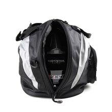 Waterproof Motorcycle Riding Helmet Bag High Capacity Tail Bag Knight Travel Luggage Case Handbag Backpack Tool
