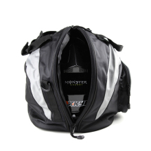 Waterproof Motorcycle Riding Helmet Bag High Capacity Tail Bag Knight Travel Luggage Case Handbag Backpack Tool Bag
