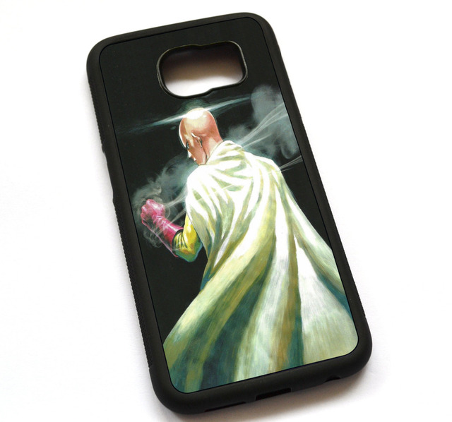 super popular 8aae4 33be0 US $13.5 |One Punch Man Japan Anime 01 Case Cover, Case For Samsung Galaxy  S7 S7Edge-in Fitted Cases from Cellphones & Telecommunications on ...