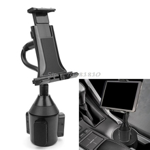 Holder For iPad Samsung Galaxy 7″-10″ Tablet Adjustable Car Cup Holder Mount Mini Drop Shipping
