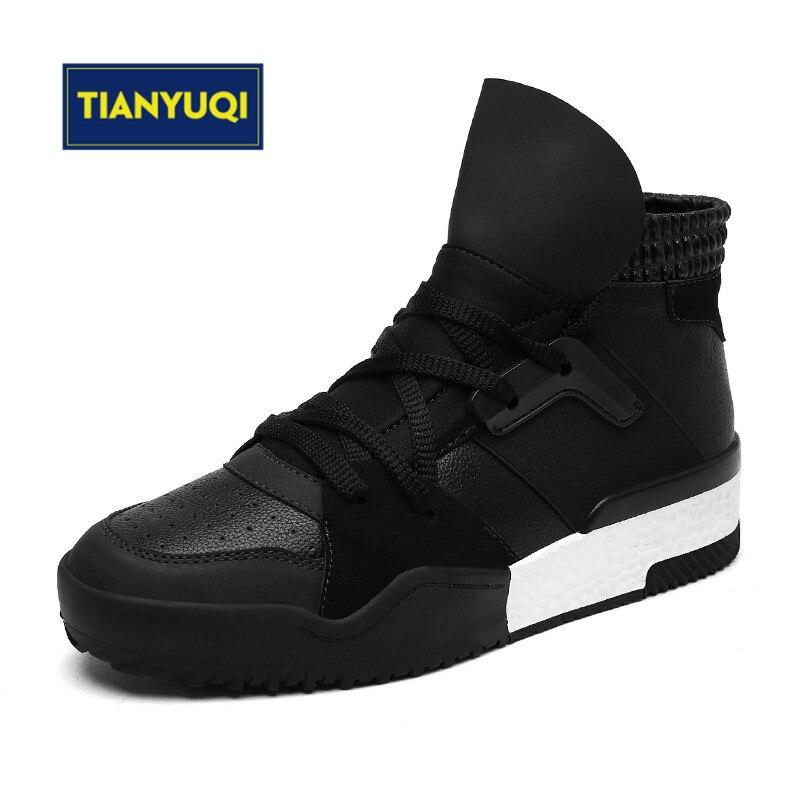 TIANYUQI/Новое поступление обувь для скейтбординга мужчин осенние кроссовки на