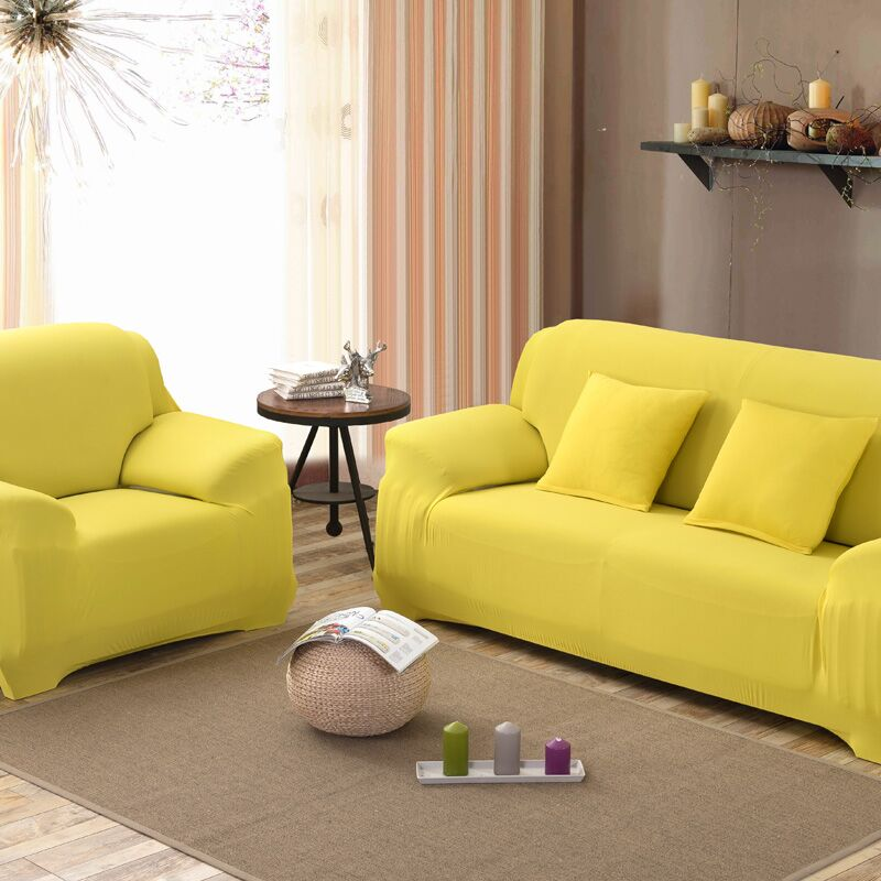 Elastic Sofa Cover Slipcovers Cheap Cotton Covers Living Room