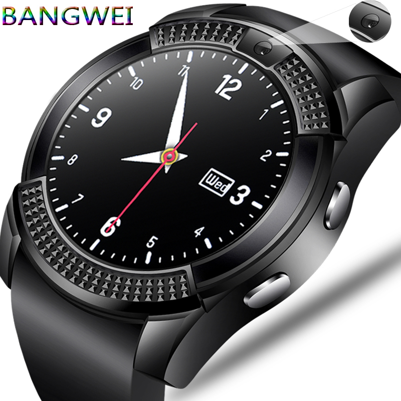 BANGWEI Men Women Smart Watch Information Vibration Reminder sedentary Reminder Music Player fashion Fitness Smart Digital Watch bangwei men women smart watch information vibration reminder sedentary reminder music player fashion fitness smart digital watch
