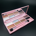 2017 Shimmer Eyeshadow Palette Natural Light Set Earth Color Smoked Bare Makeup Cosmetics Free Shipping I185