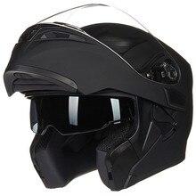 ILM Dot Утвержденная мотоциклетный шлем защитный шлем Гонки Мотокросс Capacete Quad Байк Шлем пять цветов доступны M, L, XL