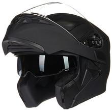 Новый ILM Dot Утвержденная мотоциклетный шлем защитный шлем Гонки Мотокросс Capacete Quad Байк Шлем шесть Цвета доступны M, L XL