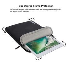 Laptop Bags 7.9 inch Waterproof Fabric Laptop Sleeve Case Bag Travel B