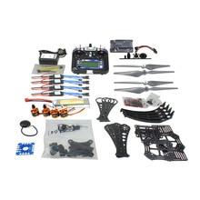 DIY RC Drone Quadrocopter ARF With Gimbal Frame Kit QQ Super FS-i6 TX F14892-J