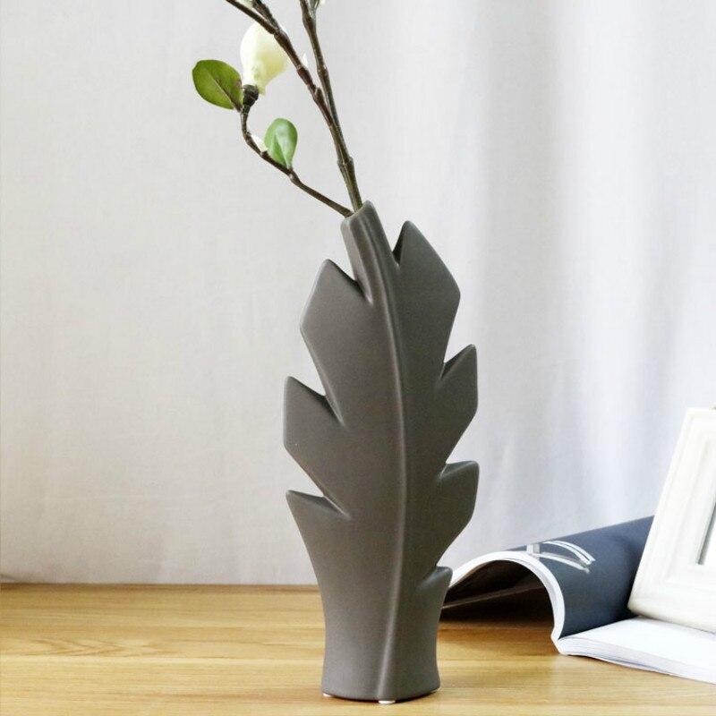 Aliexpress Buy Creative Ceramic Simple Modern Flower Vase Tree