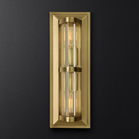 Hot Sale Loft American RH Industry Retro Wall Lamp Post Modernism Restaurant Bedroom Corridor Study LED