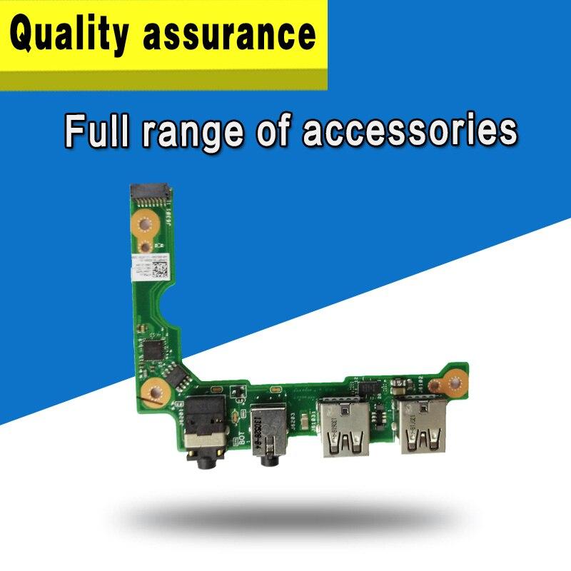 New! For ASUS N750J N750JK N750JA N750JV  Laptop Audio Usb IO Board Interface Board