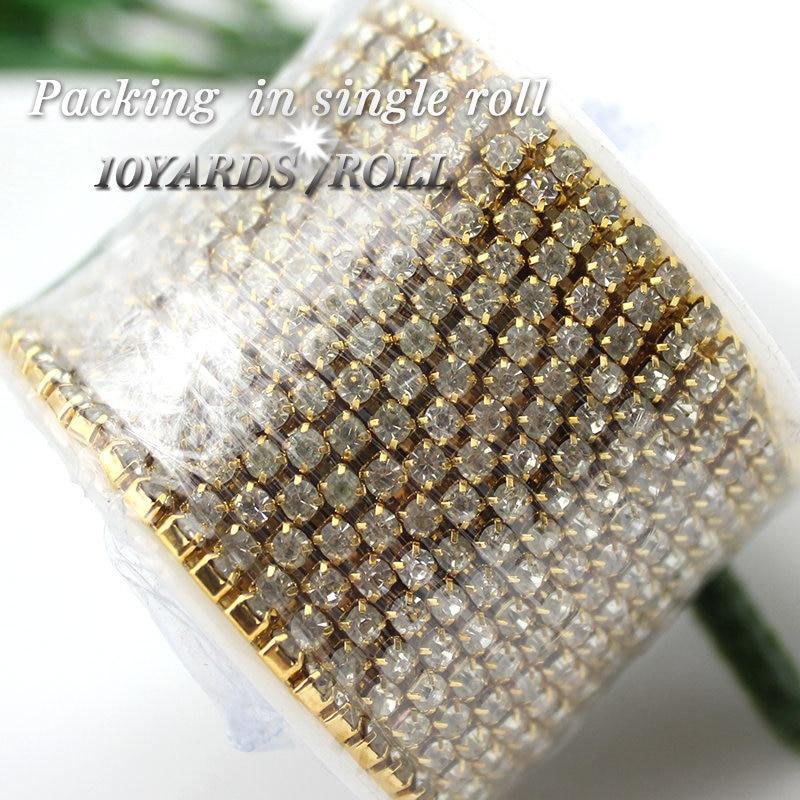 QIAO nove ponude Crystal vještački dijamant DIY ljepota SS12 10 - Umjetnost, obrt i šivanje - Foto 4