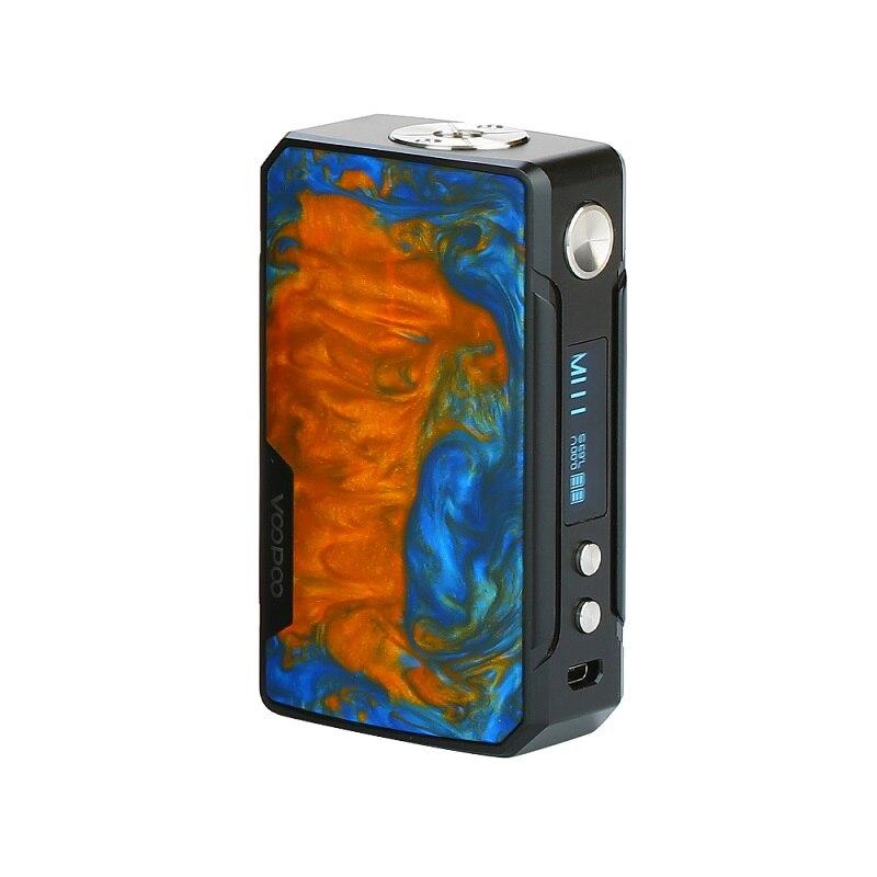 En stock 177 W VOOPOO GLISSER 2 Boîte Mod N ° 18650 Batterie vapoteuse vaporisateur de cigarette électronique Glisser Mod Vs Glisser Mini/Shogun univ - 2