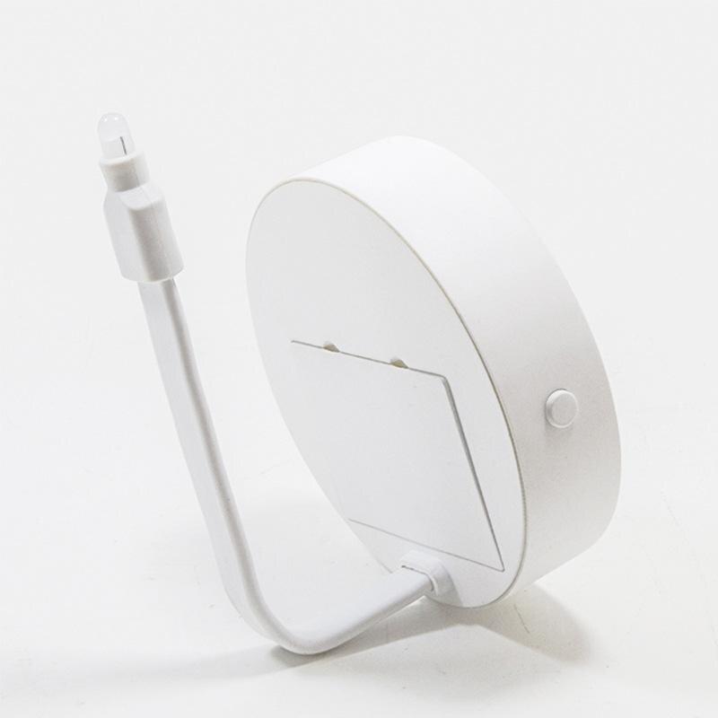 LumiParty PIR Motion Sensor RGB Toilet Light Sensor 8 Color Automatic Toilet Seat Bowl Bathroom Night Light