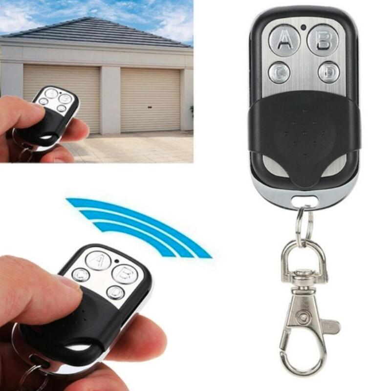 Channel:  Remote Control for Gates Copy 4 Channel Cloning Duplicator Key Fob A Distance Learning Electric Garage Door Controller 433 MHz - Martin's & Co