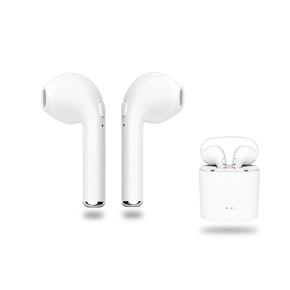I7s I7 TWS Bluetooth Earphone Headset Earbuds Wireless Headphone with Mic for Apple Airpro Stereo EarBud for Android for Iphone