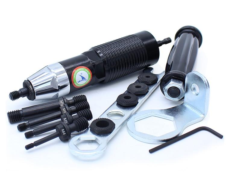 M4-M10 riveter adaptor riveting nut 1