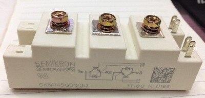 SKM145GB123D SKM145GB124D 128D 126D IGBT modules for welding machine 145A1200V fp75r12kt4 fp100r12kt4 7mbr75vn120 50 genuine 100% igbt modules