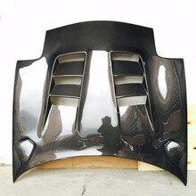 Для 1992-1997 RX7 FD3S RE-GT стиль капот из углеродного волокна CF