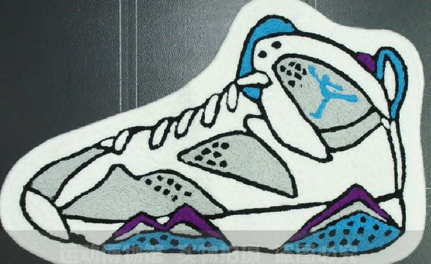 zapatos jordan dibujo