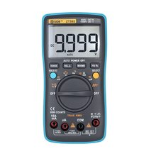 KKMOON Digital Multimeter 9999 Counts True RMS Multifunction AC/DC Voltage Temperature Capacitance Tester