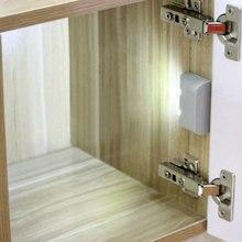 PIR Infrared Motion Sensor Light Kitchen Inner Hinge Drawer Cupboard Wardrobe Cl
