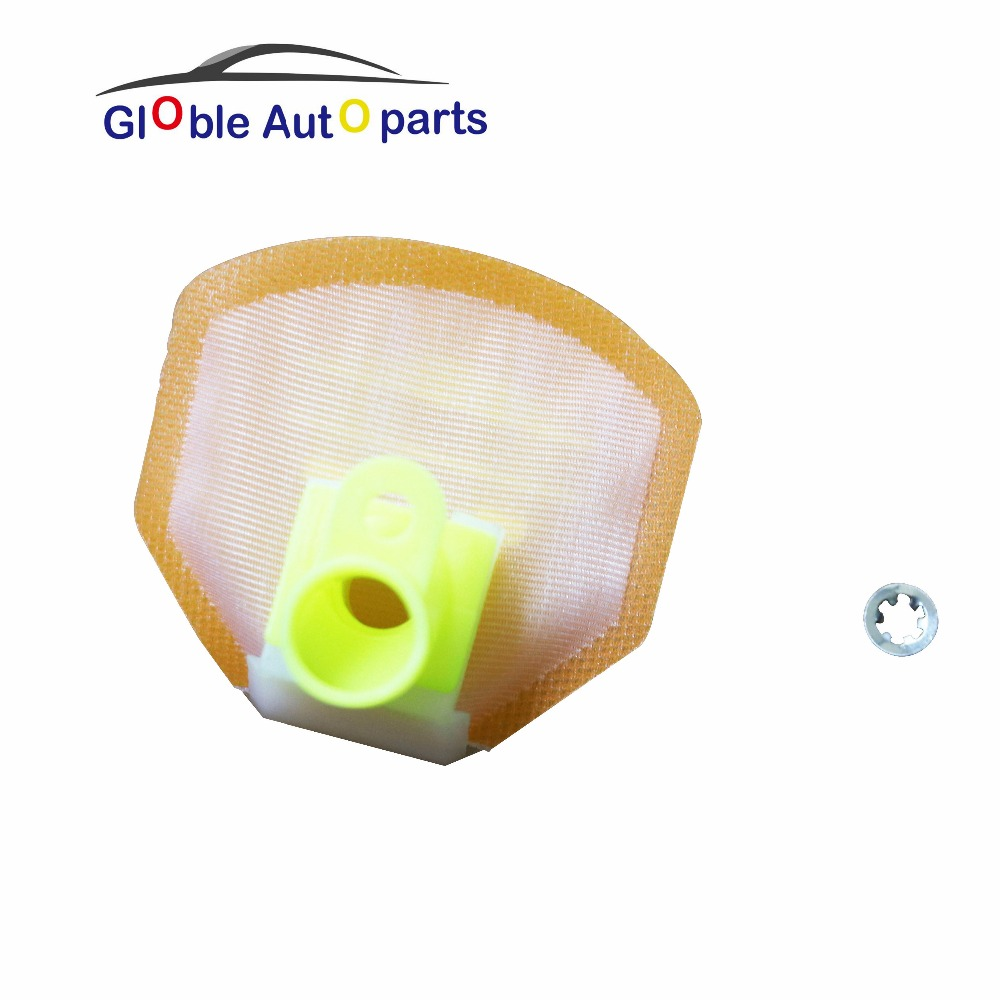 hight resolution of 5 pcs fuel pump filter for hayabusa gsx1300r busa filter strainer new for
