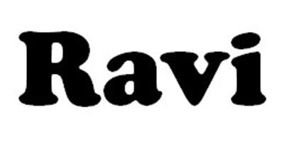 Лого бренда ravi из Китая