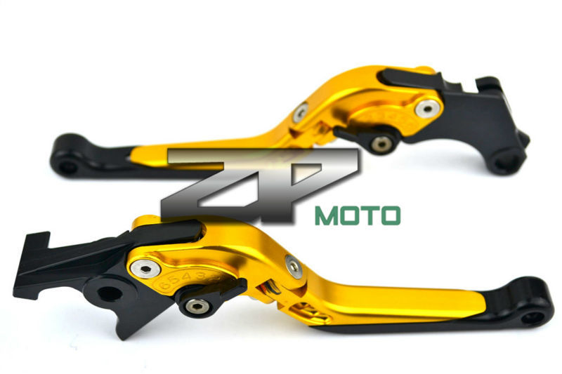 Adjustable Folding Extendable Brake Clutch Levers For Kawasaki ZX1400/ZX14R/ZZR1400 06-12 GTR1400/CONCOURS 14 07-12 8 Colors adjustable folding extendable brake clutch levers for kawasaki versys 1000 w800 zzr1200 zrx1100 1200 8 colors